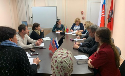 10 декабря 2019 года состоялось заседание Совета общественности по профилактике правонарушений среди несовершеннолетних